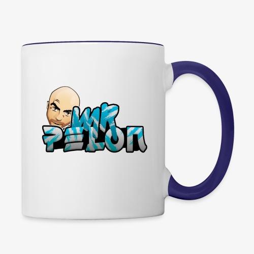 MR PELON - Contrast Coffee Mug