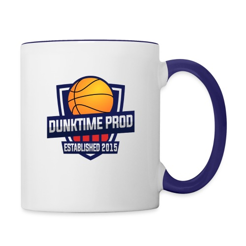 DUNKTIME Productions - Contrast Coffee Mug