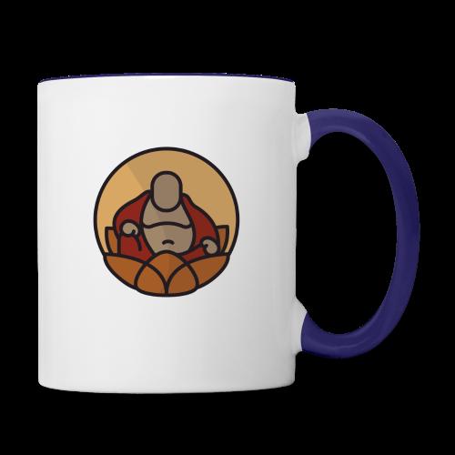 AMERICAN BUDDHA CO. COLOR - Contrast Coffee Mug