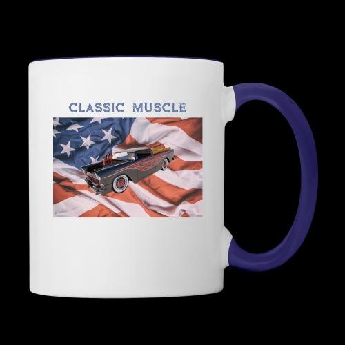 CLASSIC MUSCLE - Contrast Coffee Mug