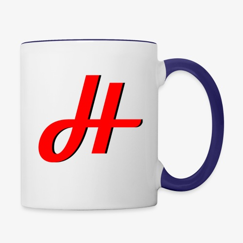 The Humaway Collection - Contrast Coffee Mug