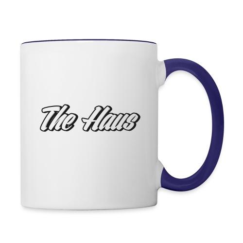 The Haus Logo - Contrast Coffee Mug