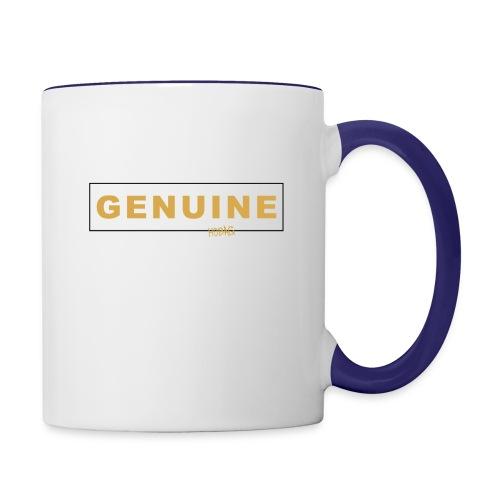 Genuine - Hobag - Contrast Coffee Mug
