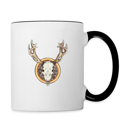 Death Dearest - Contrast Coffee Mug