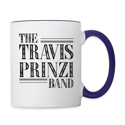 Travis Prinzi Band - Contrast Coffee Mug