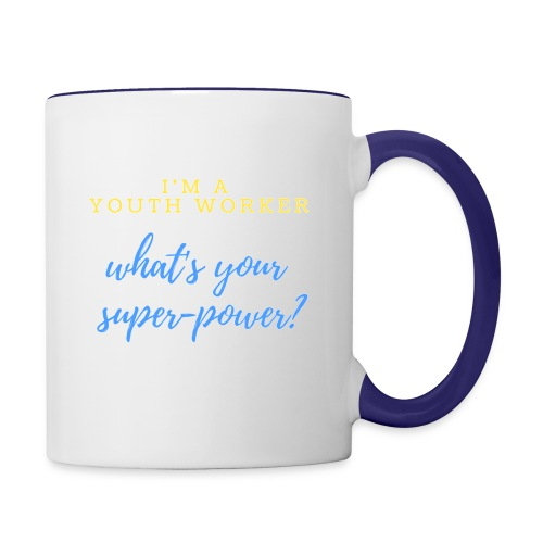 Super Hero - Contrast Coffee Mug