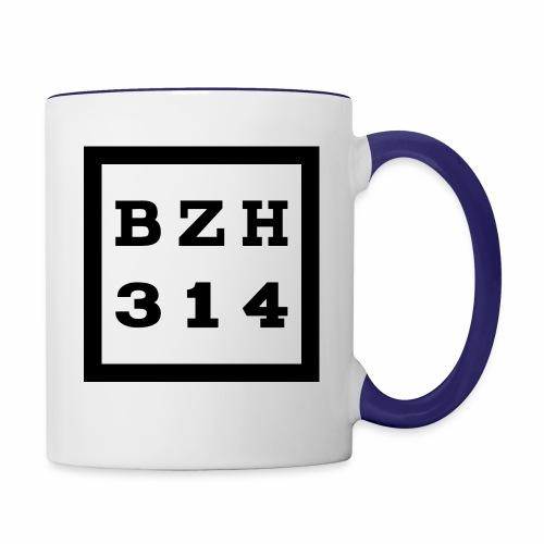 BZH314 Games Big Logo - Contrast Coffee Mug
