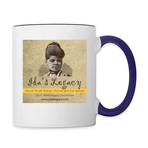 Ida's Legacy Full Color Art - Contrast Coffee Mug