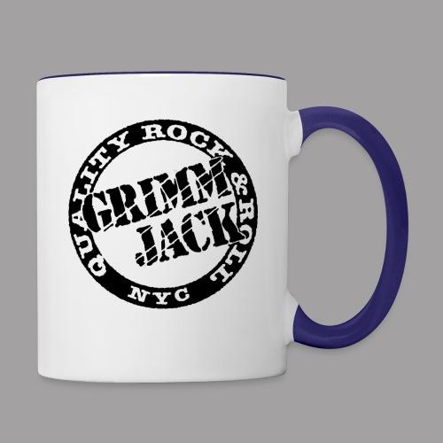 Grimm Jack black Quality - Contrast Coffee Mug