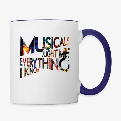 MTMEIK Broadway - Contrast Coffee Mug