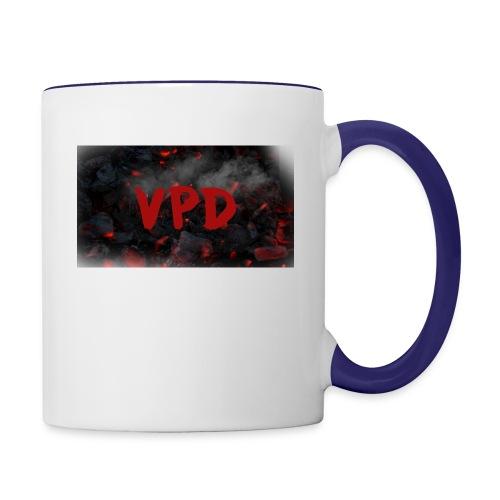 VPD Smoke - Contrast Coffee Mug