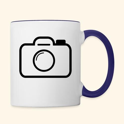 Camera - Contrast Coffee Mug
