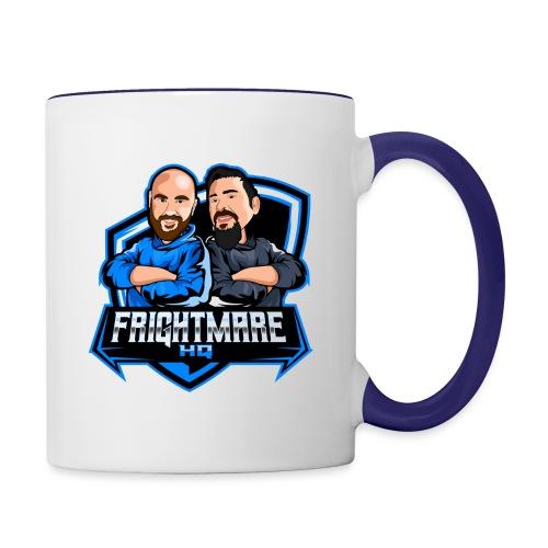 Frightmare HQ - Contrast Coffee Mug