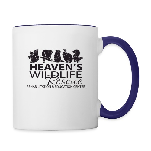 Heaven's Wildlife Rescue - Contrast Coffee Mug