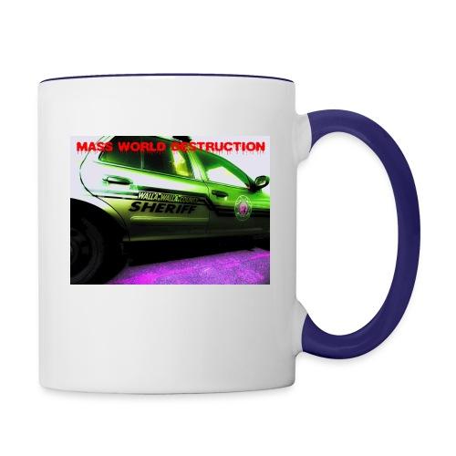 Walla Walla Police Department - Contrast Coffee Mug
