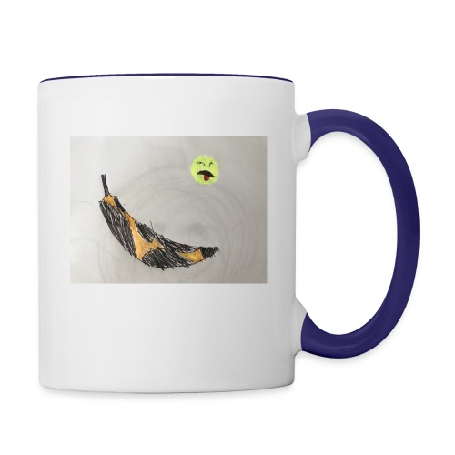 Bad Banana - Contrast Coffee Mug