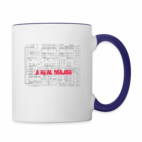Electrical Engineering T Shirt - Contrast Coffee Mug