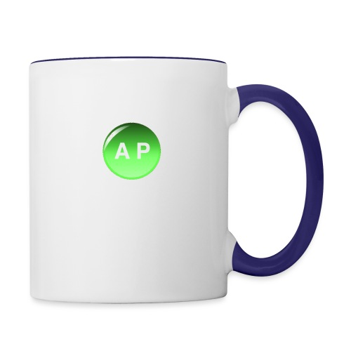 Classic Abnormal Playz Logo - Contrast Coffee Mug