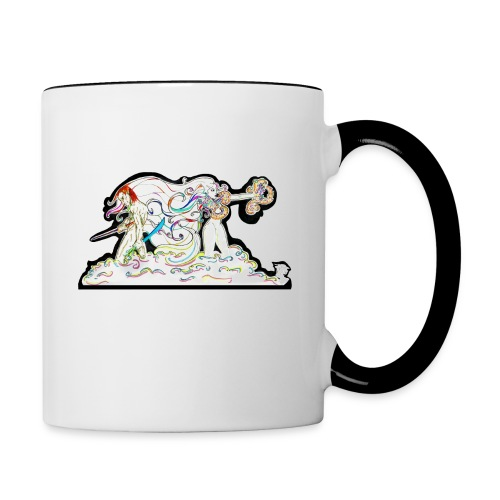 MD At Your Side - Contrast Coffee Mug