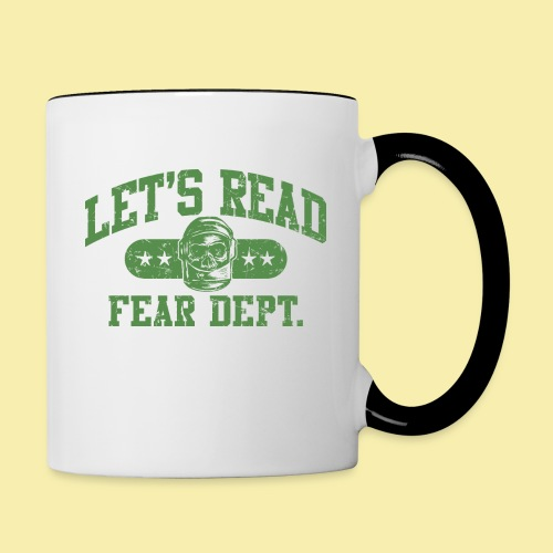 Athletic - Fear Dept. - Contrast Coffee Mug