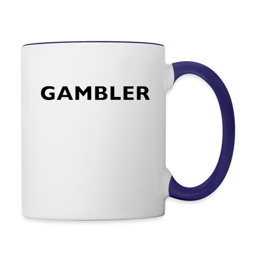Gambler Gear - Contrast Coffee Mug