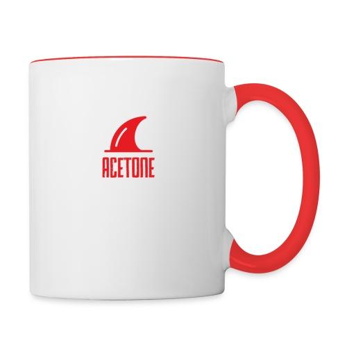 ALTERNATE_LOGO - Contrast Coffee Mug