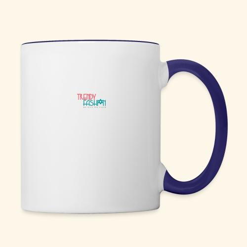 Trendy Fashions Go with The Trend @ Trendyz Shop - Contrast Coffee Mug
