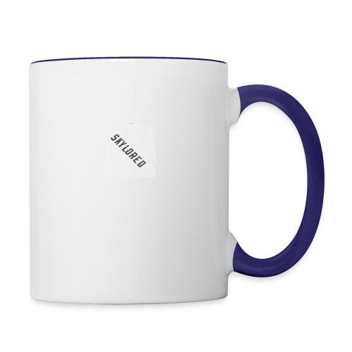 Skylored phone case - Contrast Coffee Mug