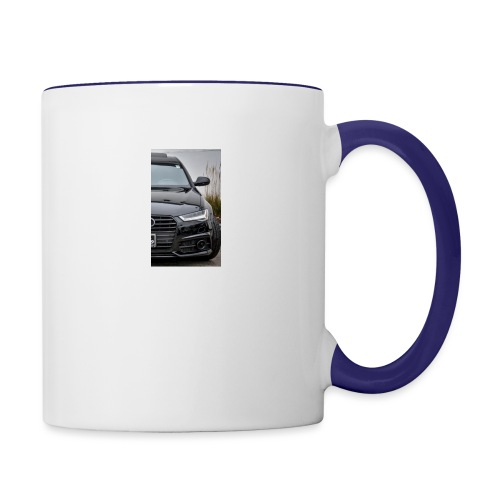 Audi guy - Contrast Coffee Mug
