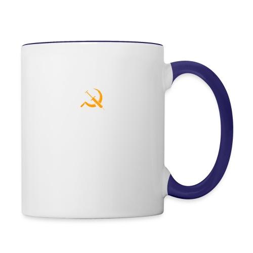 USSR logo - Contrast Coffee Mug