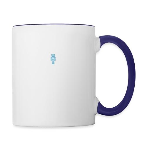 Diamond Steve - Contrast Coffee Mug