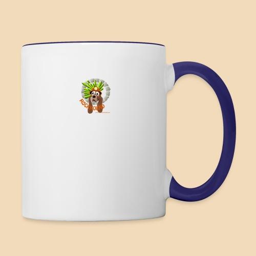 Rockhound reduce size4 - Contrast Coffee Mug