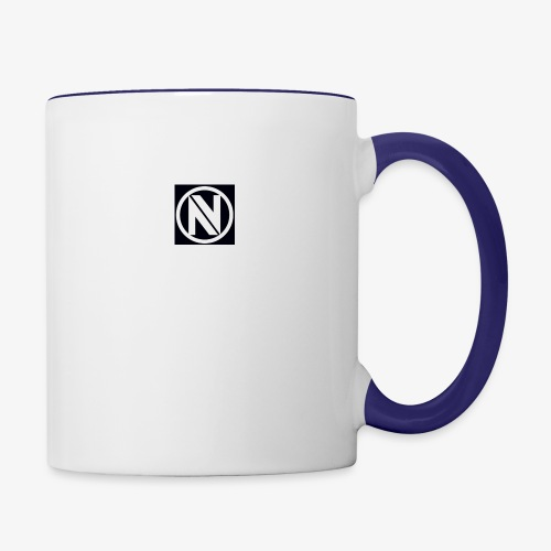 NV - Contrast Coffee Mug
