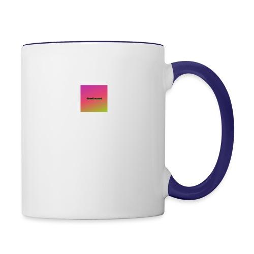 My Merchandise - Contrast Coffee Mug