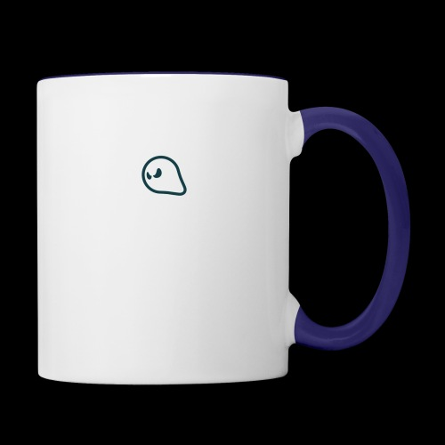 ghost - Contrast Coffee Mug