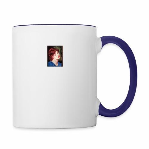 pensamientos - Contrast Coffee Mug