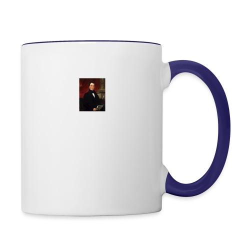 WIlliam Rufus King - Contrast Coffee Mug