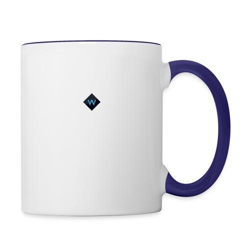 White_Sparclz Gaming CHANEL LOGO 22 - Contrast Coffee Mug