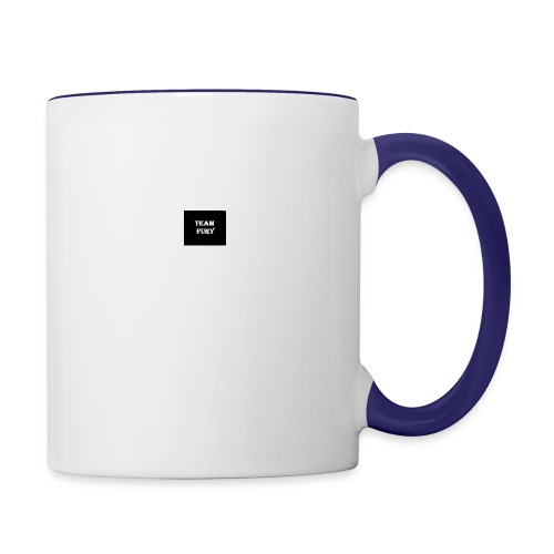 Team Fury - Contrast Coffee Mug