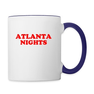 ATL NIGHTS - Contrast Coffee Mug