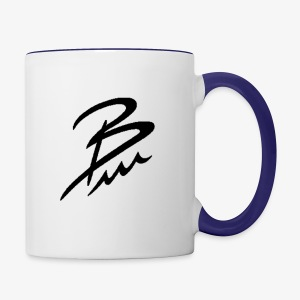 Brandon Cruz - Contrast Coffee Mug