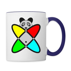SCIENCE PANDA - Contrast Coffee Mug