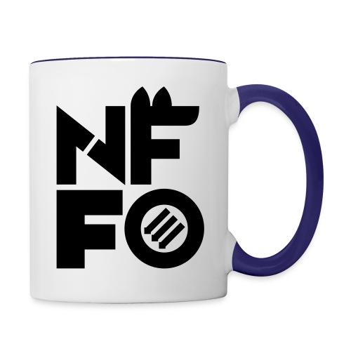 NFFO - Contrast Coffee Mug