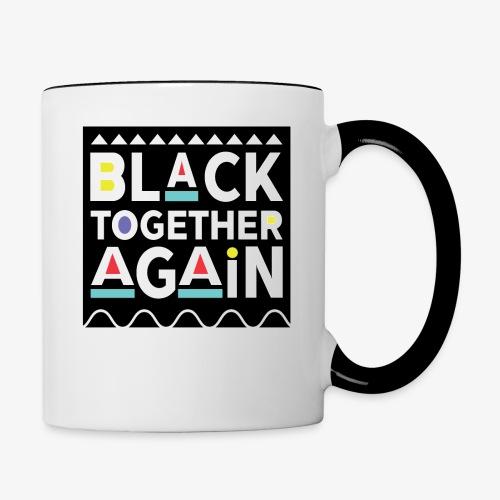 Black Together Again - Contrast Coffee Mug