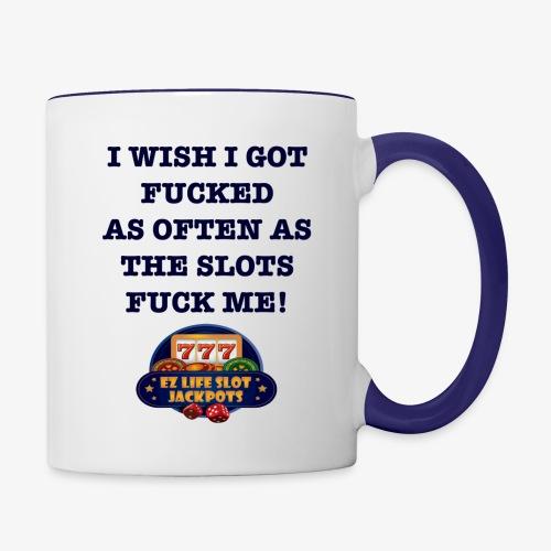 I Wish I got... - Contrast Coffee Mug