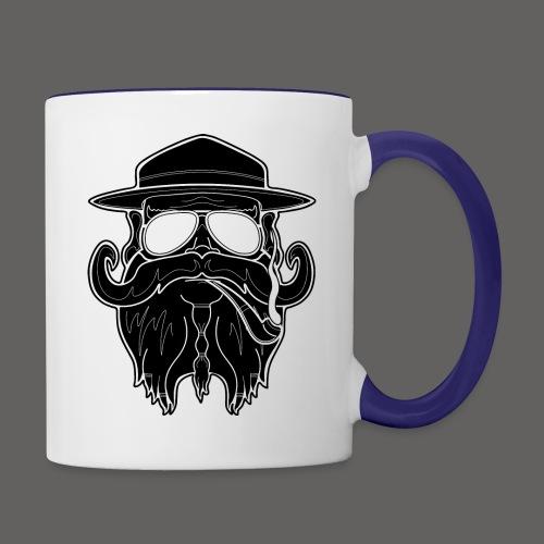 OldSchoolBiker - Contrast Coffee Mug