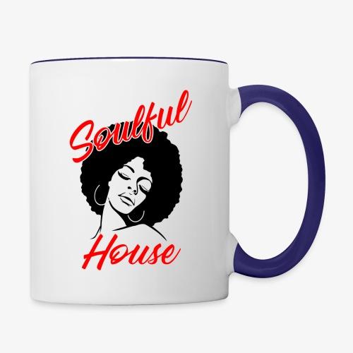 Soulful House - Contrast Coffee Mug