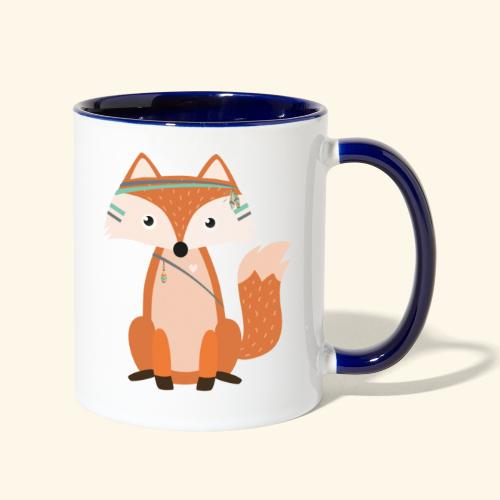 Felix Fox - Contrast Coffee Mug