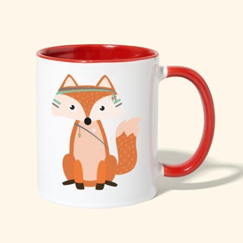 Felix Fox - Contrast Coffee Mug