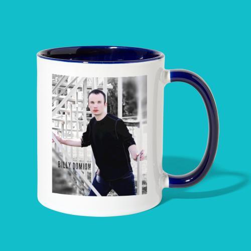 Billy Domion - Contrast Coffee Mug